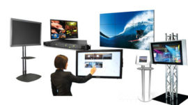 Rent display systems